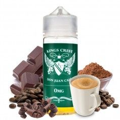 nacho Don Juan Café 100ML - Kings Crest