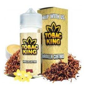 XXX Vainilla Custard 100ML - Tobac King