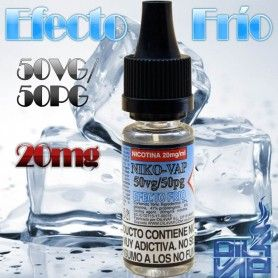 NikoVap 20mg 10ml Efecto Frio - Oil4Vap