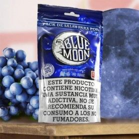 Pack Blue Moon + Nikovaps 30ML - Oil4vap Sales