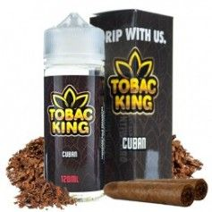 Cuban 100ML - Tobac King