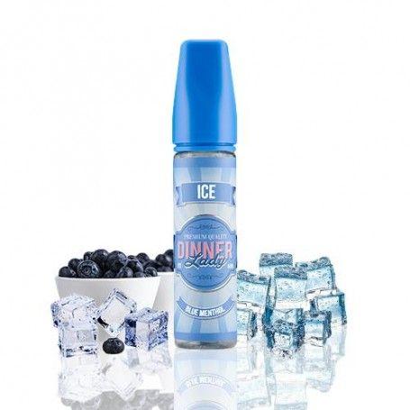 Ice Blue Menthol 50ML - Dinner Lady