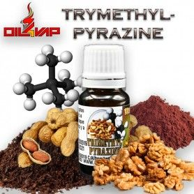 Molécula Trimethyl Pyrazine - Oil4Vap