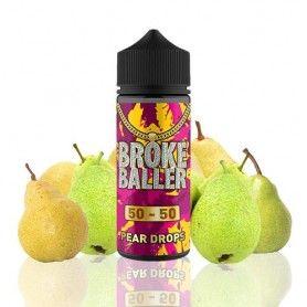 Pear Drops 80ML - Broke Baller