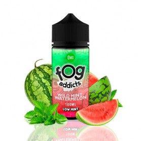 Wild Mint Watermelon 100ml – Fog Addicts