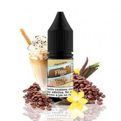 Salt Vanilla Latte 10ml - Frappe Cold Brew