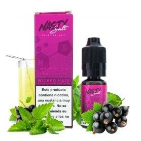 Wicked Haze Salt 10 ML - Nasty Juice