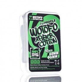 Profile Xfiber Cotton - Wotofo
