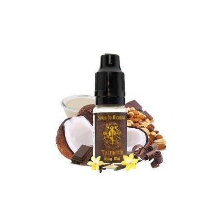 Tormento Sales 10ML- Alquimia para Vapers