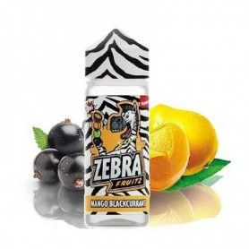 Mango Blackcurrant 100ml - Zebra Juice Fruitz