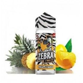 Pineapple Mango 100ml - Zebra Juice Fruitz