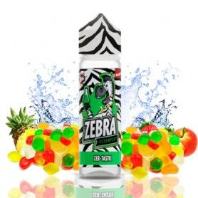 nacho Zeb Tastic 50 ML - Zebra Juice Scientist