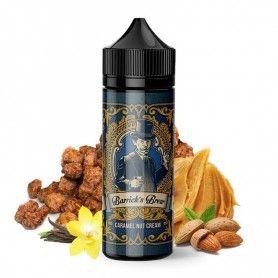 Caramel Nut Cream 100ml - Barrick's Brew