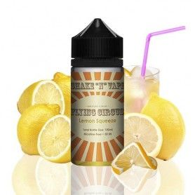 Lemon Squeeze 50ml - Flying Circus By Halo