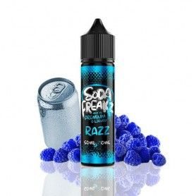 Razz 50ML – Soda Freakz