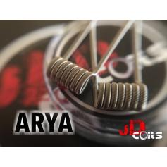 Resistencia Arya 0.36 Ohm (2pcs) - JD Coils