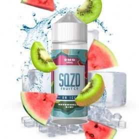 Watermelon Kiwi On Ice 100 ML - Sqzd Fruit Co.