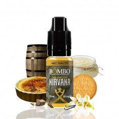 Nirvana Nic Salt 10ML – Golden Era by Bombo
