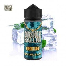 Menthol Blast 80ml - Broke Baller