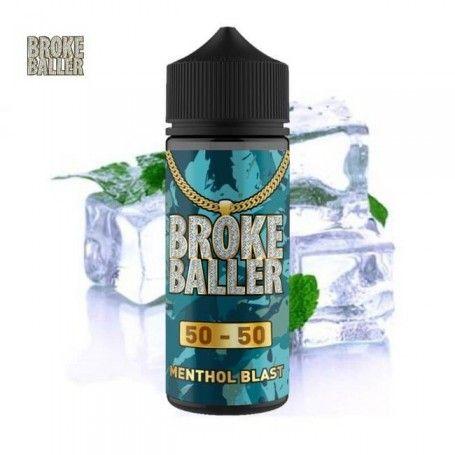 Broke Baller Menthol Blast 80ml
