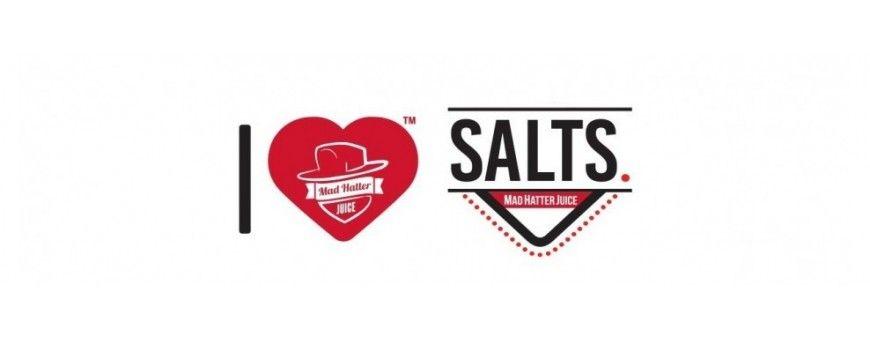 I LOVE SALT BY MAD HATTER